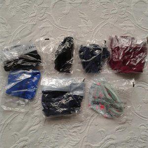 Victorias Secret Panties Lot 7 Thongs Underwear M
